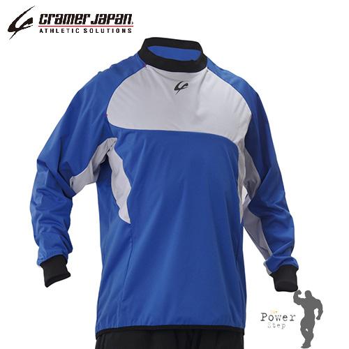 cramer クレーマー E723 プルオーバーサーキュレーション ジャケット ブルー