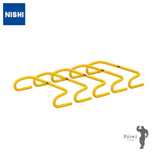 NISHI ニシ・スポーツステップハードル10(5台組)[スピードトレーニング][ハードルトレーニング][スプリントドリル]