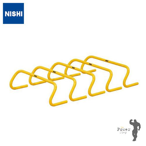 NISHI ニシ・スポーツステップハードル15(5台組)[スピードトレーニング][ハードルトレーニング][スプリントドリル]