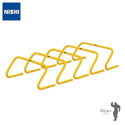 NISHI ニシ・スポーツ【NEW】ステップハードル20(5台組)[スピードトレーニング][ハードルトレーニング][スプリントドリル]