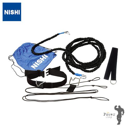NISHI ニシ・スポーツクイックリリース・スピードハーネスTS(9M ヘビーチューブタイプ)