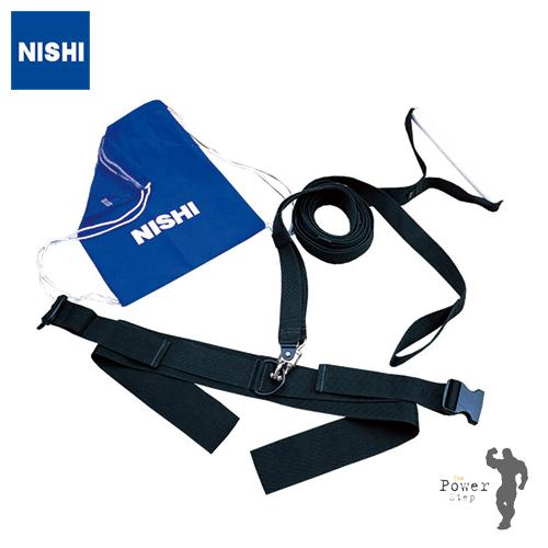 NISHI ニシ・スポーツリリースフックハーネス[レジスタンストレーニング][ランニング][スプリントトレーニング]【旧:ブレイクアウェイハーネス】