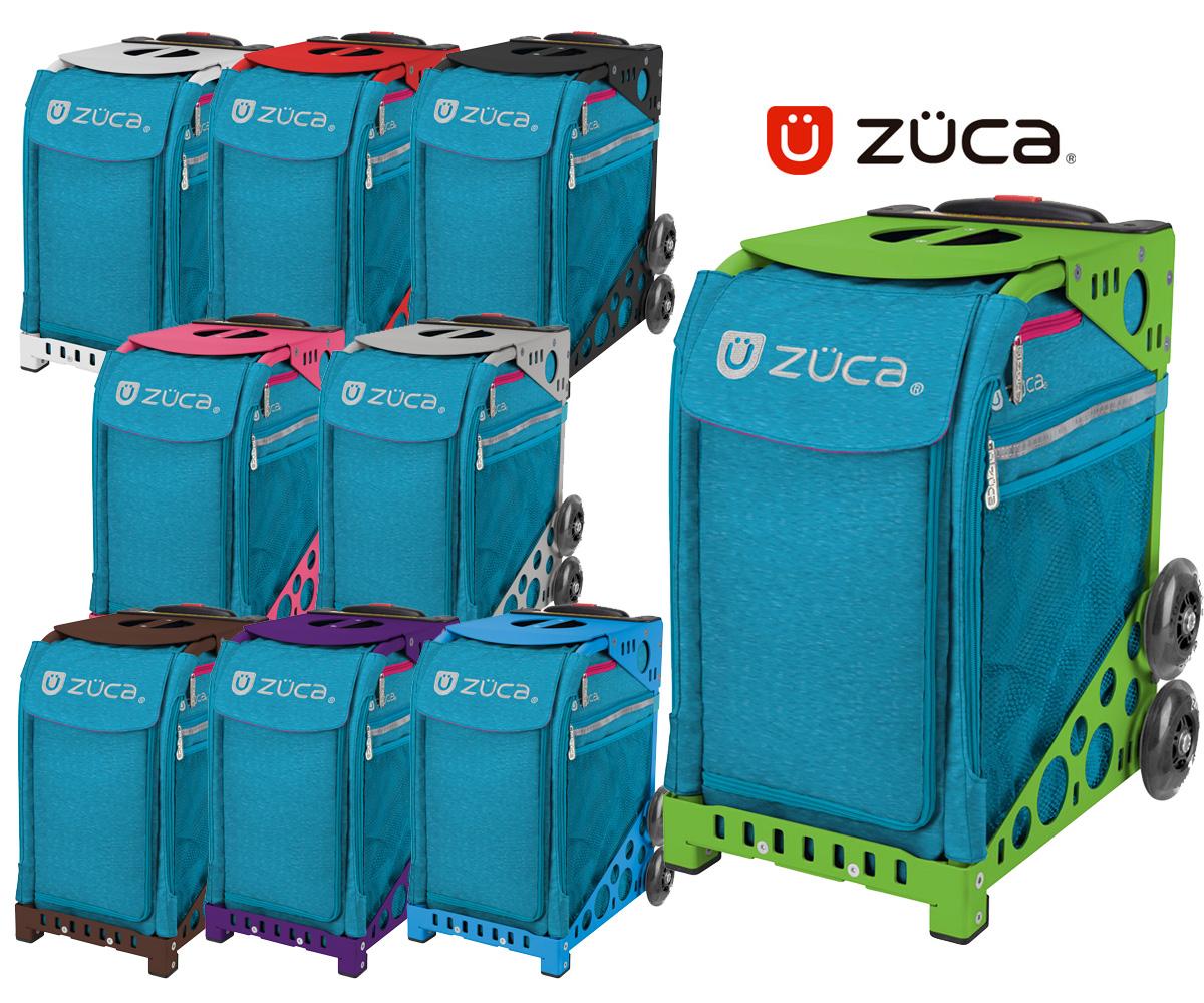 【保証付き正規品】ズーカ スポーツ Beachy Blue- ZÜCA SPORTS Beachy Blue-【軽量】【頑丈】【デザイン性】【キャリーバッグ】【椅子】【スケート】【anan】送料無料