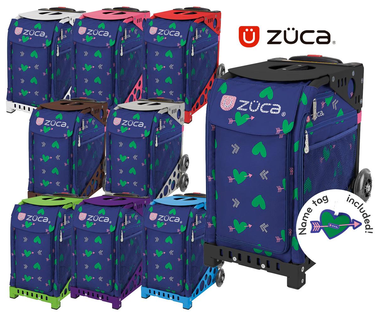 【保証付き正規品】ズーカ スポーツ Cupid-ZUCA SPORTS Cupid-【ネームタグ付き】【軽量】【頑丈】【デザイン性】【キャリーバッグ】【椅子】【スケート】【anan】送料無料