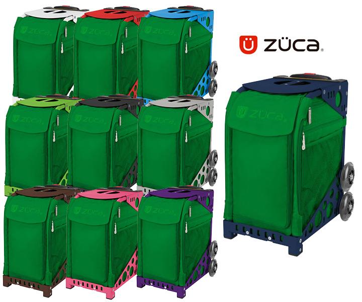 【保証付き正規品】ズーカ スポーツ Emerald- ZUCA SPORTS Emerald -【軽量】【頑丈】【デザイン性】【キャリーバッグ】【椅子】【スケート】【anan】送料無料