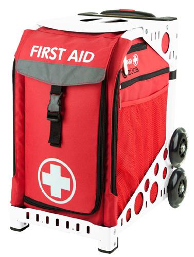 【保証付き正規品】ズーカ スポーツ First Aid- ZÜCA SPORTS First Aid -【防災グッズ】【軽量】【頑丈】【デザイン性】【キャリーバッグ】【椅子】送料無料