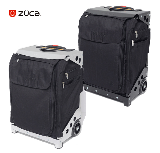 【保証付き正規品】ZUCA Flyer Artist ズーカ フライヤー アーティスト【軽量】【頑丈】【ビジネス】【ポーチ&トラベルカバー付き】【メイク】【キャリーバッグ スーツケース】【SSサイズ 機内持ち込み可能】