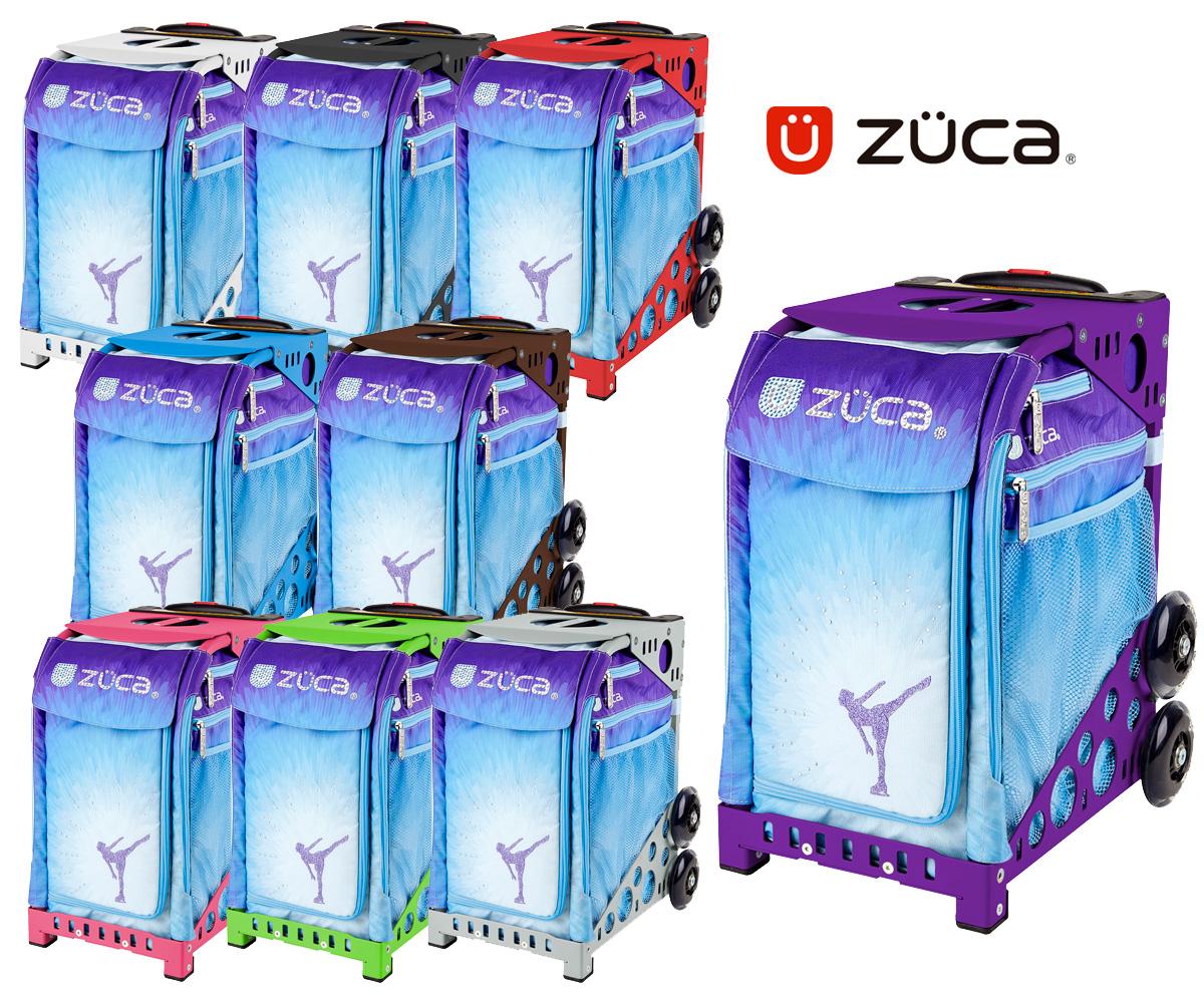 【保証付き正規品】ズーカ スポーツ Ice Dreamz- ZUCA SPORTS Ice Dreamz【軽量】【頑丈】【デザイン性】【キャリーバッグ】【椅子】【スケート】【anan】送料無料