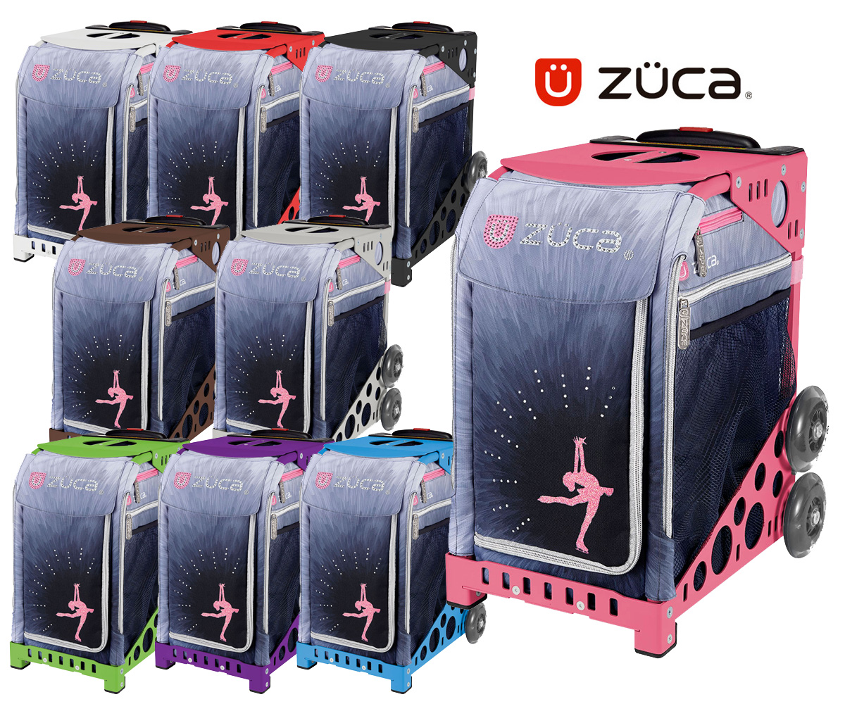 【保証付き正規品】ズーカ スポーツ Ice Dreamz Lux- ZÜCA SPORTS Ice Dreamz Lux-【軽量】【頑丈】【デザイン性】【キャリーバッグ】【椅子】【スケート】【anan】送料無料
