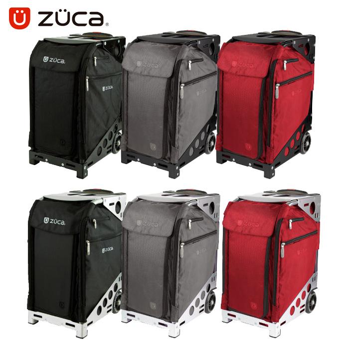【保証付き正規品】ZUCA Pro Travel ズーカ プロ トラベル【軽量】【頑丈】【ビジネス】【 ポーチ&トラベルカバー付き 】【 旅行】【 キャリーバッグ スーツケース 】【 SSサイズ 機内持ち込み可能 】送料無料