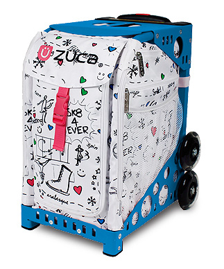【保証付き正規品】ズーカ スポーツ SK8 - ZUCA SPORTS SK8 -【軽量】【頑丈】【デザイン性】【キャリーバッグ】【椅子】【スケート】【anan】送料無料