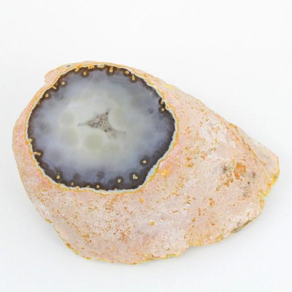 水入り瑪瑙 原石|アゲート Agate メノウ【Gemstone クラスター Stone Cluster 原石】メンズ レディース パワーストーン 天然石 海外直輸入価格 水入り瑪瑙