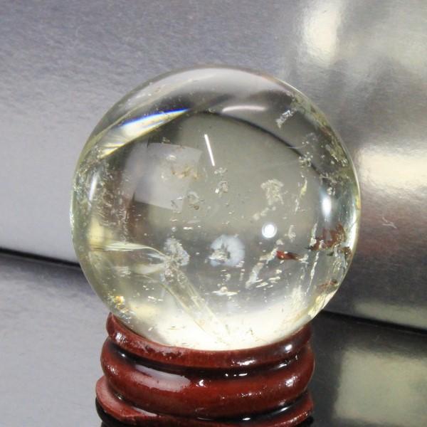 【39mm】 シトリン 丸玉|黄水晶 Citrine シトリントパーズ シトリン【丸玉 Circle Ball 原石 Gemstone 水晶玉 Crystal ball 球体 置物 大玉 ルース】メンズ レディース パワーストーン 天然石 海外直輸入価格 シトリン