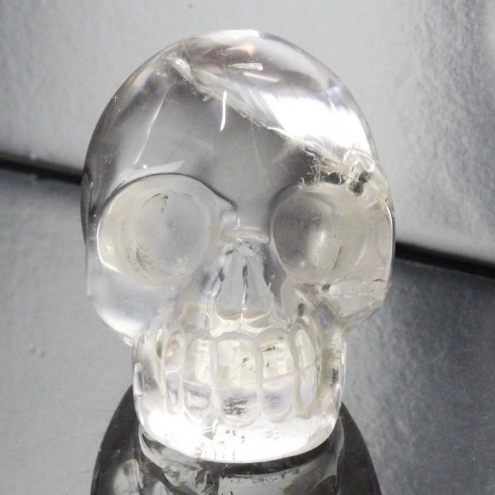 水晶 ドクロ|Crystal クリスタル クォーツ Quartz 水晶【スカル 頭蓋骨 しゃれこうべ Scull Skeleton 原石 Gemstone 彫刻 置物 スケルトン 髑髏 ドクロ】メンズ レディース 限定 一点物 パワーストーン 水晶, VONDO:654c024a --- ma-broker.jp