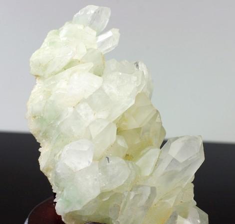 水晶 クラスター 天然石原石 水晶|水晶 Crystal Quartz クリスタル クォーツ ロッククリスタル 石英 クオーツ クラスター クラスタ Cluster 原石 Gemstone 塊 群れ 石 Stone |メンズ Men's レディース Ladies 天然石 海外直輸入価格 Power Stone Natural |