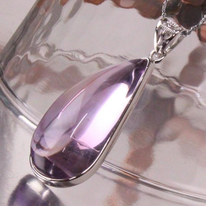 アメトリン ペンダント|アメジスト シトリン 黄紫水晶 アメトリン ネックレス ペンダント Necklace ネックレス Pendant|メンズ レディース 一点物 パワーストーン アメトリン