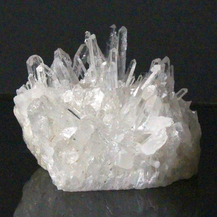 水晶 クラスター|Crystal ロッククリスタル Quartz 石英 クリスタル クォーツ すいしょう 水晶 ヒマラヤ 原石 Cluster 石 置物 浄化|メンズ レディース 限定 一点物 パワーストーン 水晶