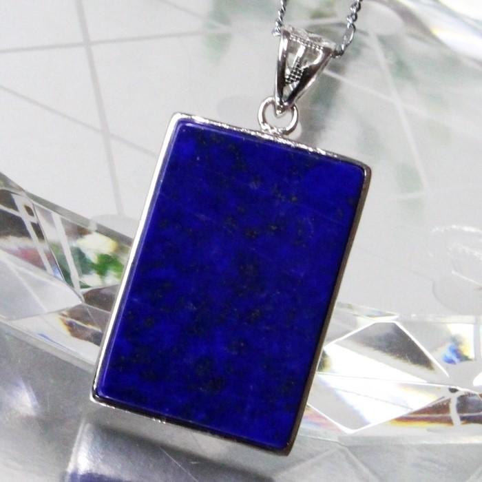 ラピスラズリ ペンダント|ラピス 青金石 瑠璃 Lapis Lazuli ラピスラズリ ネックレス Pendant ペンダントトップ ぺんだんと ねっくれす|メンズ レディース パワーストーン 天然石 海外直輸入価格 ラピスラズリ