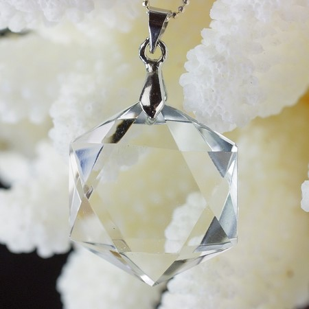 84f99a7e424423 ... Crystal pendant 6-pointed star necklace Crystal | cheap quartz Crystal  Quartz Crystal quartz rock ...
