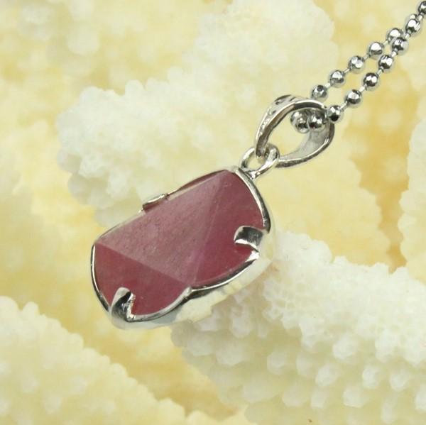 2299195d6a80c1 ... Ruby pendant 6-pointed star necklace rubies | Ruby Red jewel Ruby Pink  Sapphire men's ...