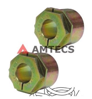 [24220] AMTECS FORD F250/F350 キャンバー/キャスター調整スリーブ