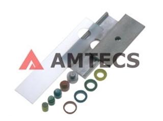 [63020] AMTECS スラストアライメントプレート(リーフスプリング車 スラスト角調整用) 60mm