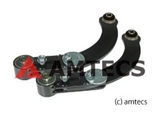 [67453] AMTECS 三菱 デリカ D:5 CV5W/CV4W/CV1W ローダウン/リフトアップ用キャンバー調整式リアアッパーアーム