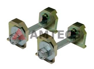 [67515] AMTECS アルテッツァ(GXE10, SXE10) レクサス IS300 リアキャンバープレート