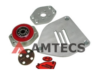 [67620] AMTECS MINI クーパーS キャンバー調整式フロントストラットアッパーマウント R50/R52/R53