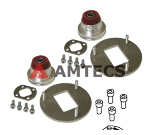 [72180] AMTECS BMW 5シリーズ E39/M5 キャンバー調整式フロントストラットアッパーマウント