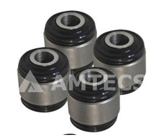 [81355B] AMTECS アウディ 調整式フロントアッパーアーム交換用強化ブッシュ