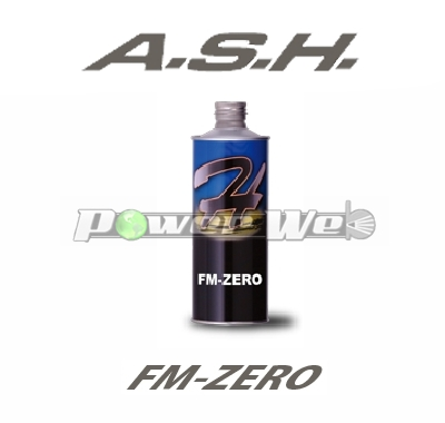 ASH / FM-ZERO オイル摩擦軽減添加剤 [0.5L×12本(1ケース)]