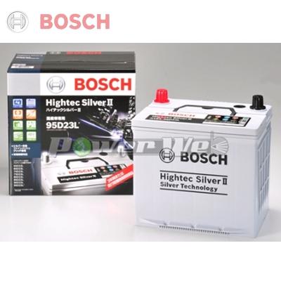 [HTSS115D26L] BOSCH ハイテックシルバーII バッテリー [HTSS-115D26L] ※保証付き