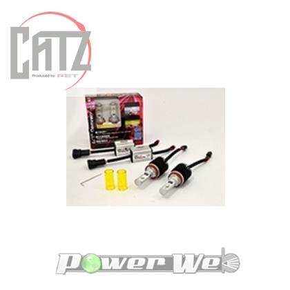[CLC01] CATZ LED REFLEX(リフレクス)フォグコンバージョンキット H8/H11/H16