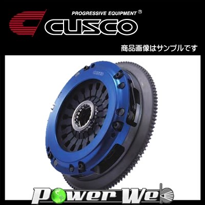 CUSCO (クスコ) ツインクラッチシステム カッパーツイン ミツビシ ランサーエボリューションVI CP9A 99.1 - 01.1 4G63T [560 022 CP]