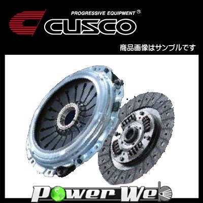 CUSCO (クスコ) カッパーシングルセット トヨタ アレックス NZE124 01.1 - 06.9 1NZ-FE [122 022 F]
