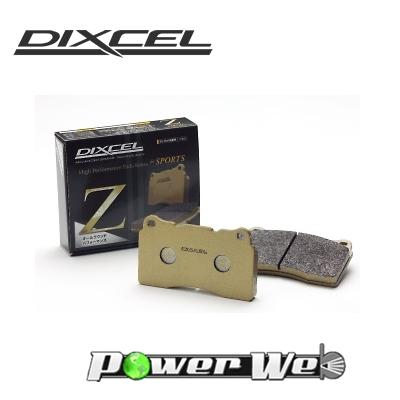 [1150841] DIXCEL Zタイプ ブレーキパッド リヤ用 メルセデスベンツ R129 (正規輸入車) 129067 SL500 93/10~98/7