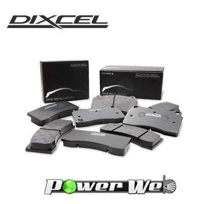 [365084] DIXCEL スペコンα ブレーキパッド リア用 レガシィツーリングワゴン BP9 07/11~09/05 2500