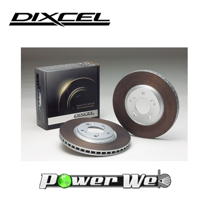 1258528 DIXCEL FP ブレーキローター リヤ用 BMW F31 3B20 13 11~ 320i Touring Option M PERFORMANCE BRAKE プレーンタイプ