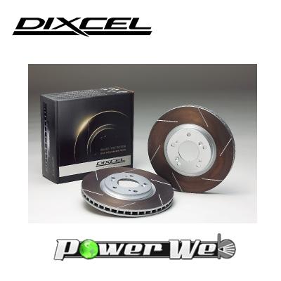[1154836] DIXCEL HS ブレーキローター リヤ用 メルセデスベンツ W218 Shooting Brake 218991 12/10~ CLS550 4MATIC