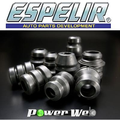 [BR-170R] ESPELIR / スーパーダウンサスラバー リア用 ニッサン エルグランド APWE50 H12/8~14/5 VQ35DE 4WD 3.5L V6
