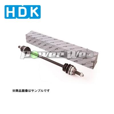 【コア返却不要/3年又は40000km保証】 [DS-SP-SU03] HDK ドライブシャフト 右側 スズキ ジムニー JB23 4WD K6A 201407~ ターボ用