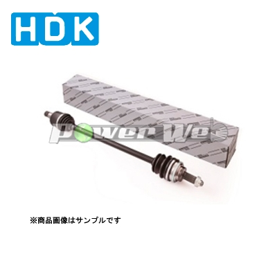 [DS-SU-87] HDK ドライブシャフト 左側 アルト HA36V 対応純正品番:44102-74P40