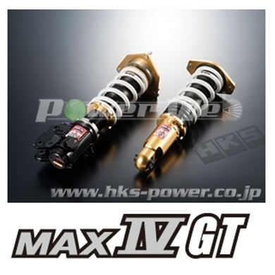 [80230-AT003] HKS MAX IV GT 車高調 クラウン アスリート GRS210 4GR-FSE 12/12~