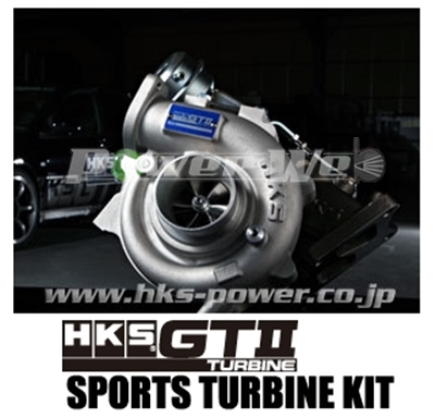[11004-AT003] HKS スポーツタービンキット クレスタ JZX100 1JZ-GTE 96/09~00/10