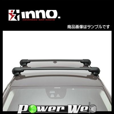 カーメイト INNO (イノー) エアロベースキャリアセット (XS201 + K402 + XB100/XB100) トレジア NCP12#X/NSP120X系 H22.11~