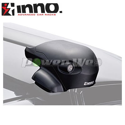 [XS201+K205+XB108S/XB108S] INNO エアロベース フラッシュタイプセット ニッサン ノート E11系 H17.1~H24.9 5ドアハッチバック