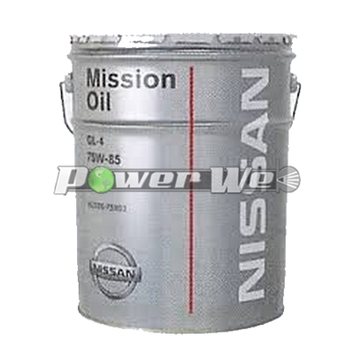 宅送 KLD26-75802 日産純正 ミッションオイル GL-4 荷姿:20L ペール 75W-85 最安値挑戦