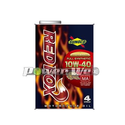 SUNOCO MA2 RED FOX RACING & RED SPORTS バイク用 & (4サイクル) 10W-40 全合成油 JASO MA2 (20L), 昭和町:976889c8 --- tosima-douga.xyz