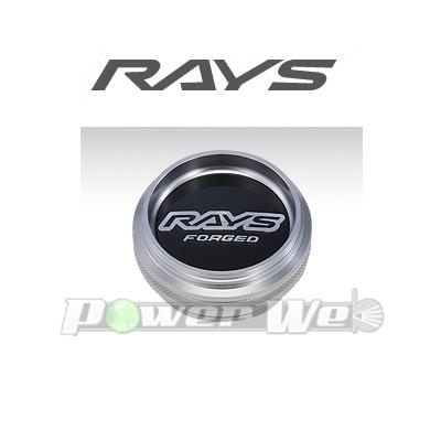 [61000000000RH] RAYS センターキャップセット GT2 RAYSロゴ・ハイタイプ(HI) 4個セット